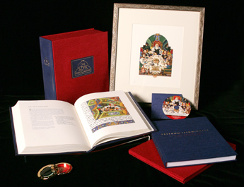 The Szyk Haggadah (Historicana, 2008).