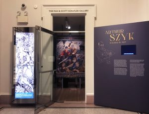 """""""Arthur Szyk: Soldier in Art"""" Exhibition Opens at New-York Historical Society"""