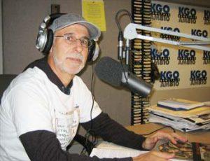 Irvin Ungar on the John Rothmann Talk Show on KGO Radio. San Francisco, CA.