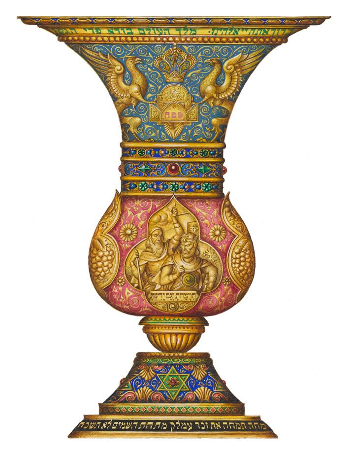 The Cup of Elijah, 1935