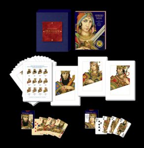 The Playing Card Art of Arthur Szyk Deluxe Limited Edition Box Set