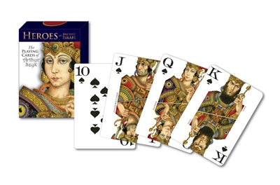 The Playing Card Art of Arthur Szyk Player's Deck