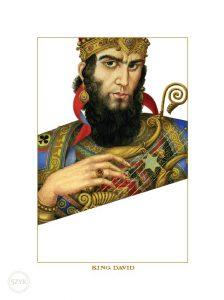 King David Print