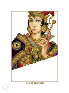 Queen Esther Print