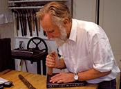 Paul Vogel, Bookbinder